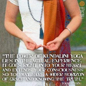 Kundalini Yoga Quote